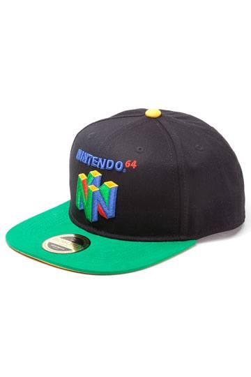 Nintendo 64 keps  *** Snapback ***