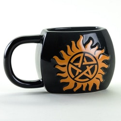 Supernatural mugg
