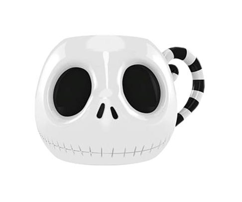 Nightmare Before Christmas 3D Mug