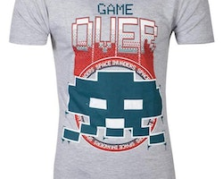 Space Invaders t-shirt - Game Over