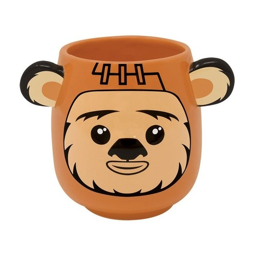 Star Wars 3D mugg – Ewok