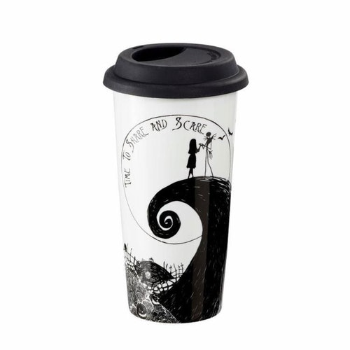Nightmare Before Christmas Travel Mug