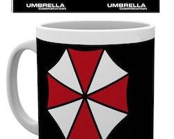 Resident Evil mugg - Umbrella
