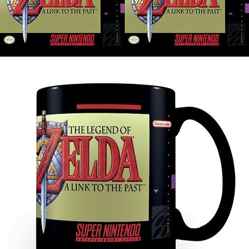 Zelda mugg - A Link to the past