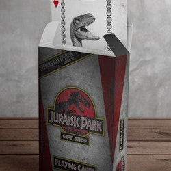 Jurassic Park kortlek
