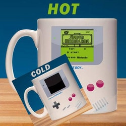 Nintedo Game Boy - Heat Change mugg
