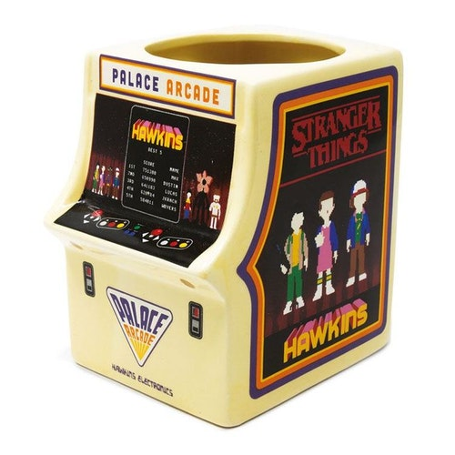 Stranger Things 3D mugg - Arcade