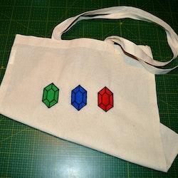 Zelda - Rupees - tygpåse