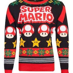 Super Mario jultröja - Super Mario