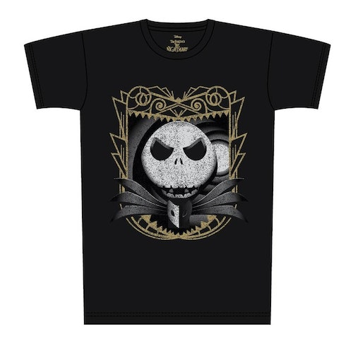 Nightmare Before Christmas t-shirt - Framed Jack