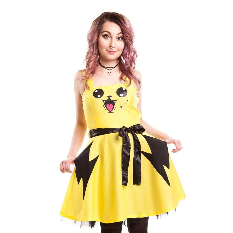 Pikachu klänning