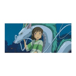 Studio Ghibli mugg - Spirited Away
