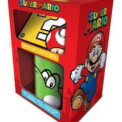 Super Mario giftset - Yoshi