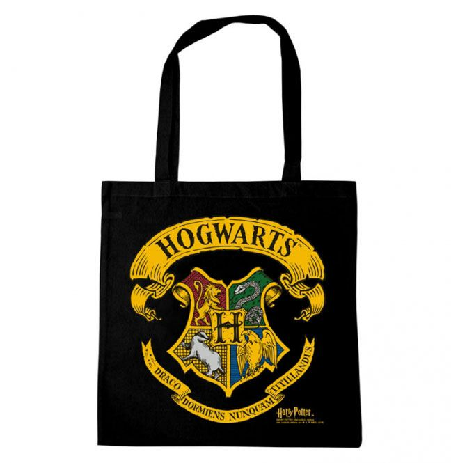 Harry Potter tygpåse - Hogwarts