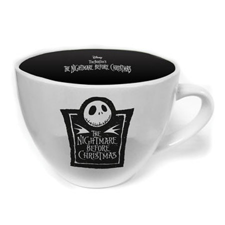 Nightmare Before Christmas mugg - Cappuccino mug