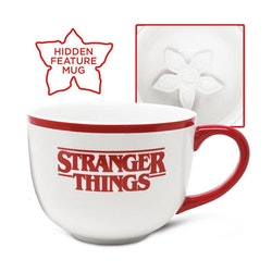 Stanger Things 3D mugg – Demogorgon