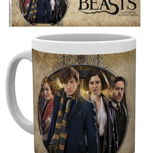 Fantastic Beasts mugg