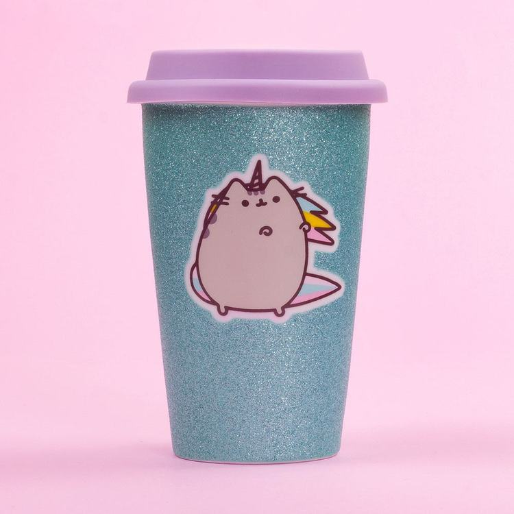 Pusheen Travel mug - Unicorn