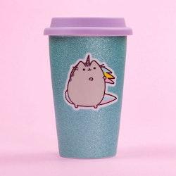 Pusheen Travel mug - Unicorn