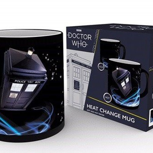Doctor Who mugg – Thermo