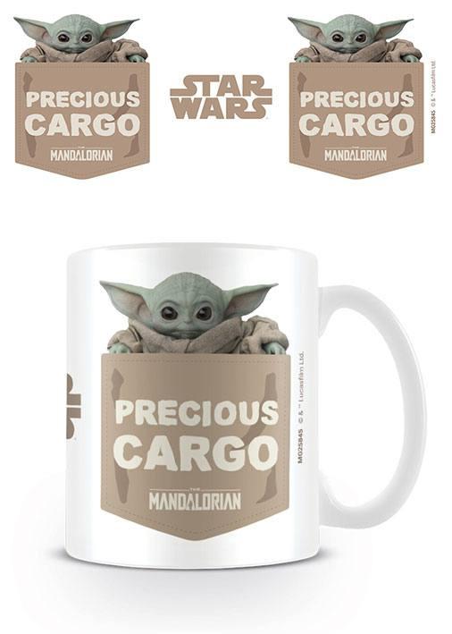 Star Wars mugg - Mandalorian - Precious Cargo