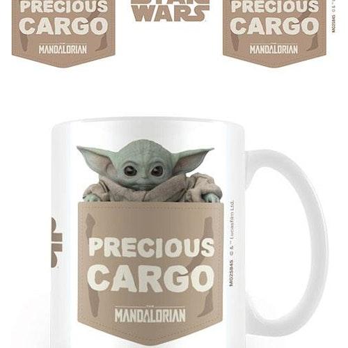 Star Wars mugg - Mandalorian - Baby Yoda