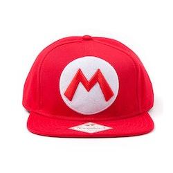 Super Mario keps  *** Snapback ***
