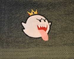 Gästhandduk - Super Mario - King Boo