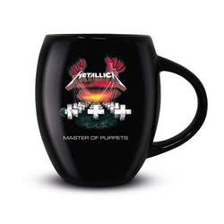 Metallica mugg - Oval