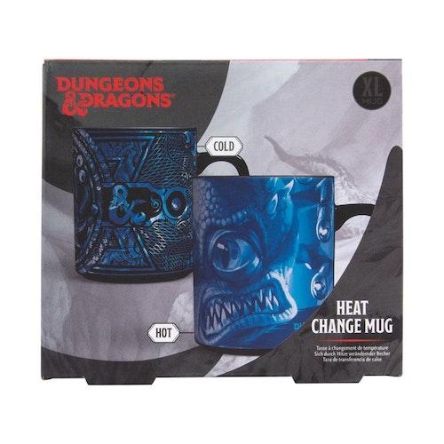 Dungeons & Dragons mugg - Heat Change
