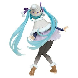 Miku Hatsune staty - Winter costume