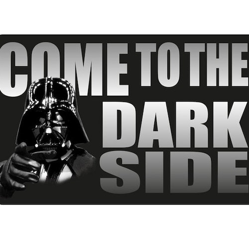 Star Wars matta - Dark Side