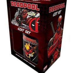 Deadpool giftset