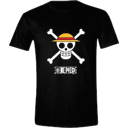 One Piece t-shirt - Strawhats logo