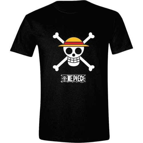 One Piece t-shirt - Strawhats logo