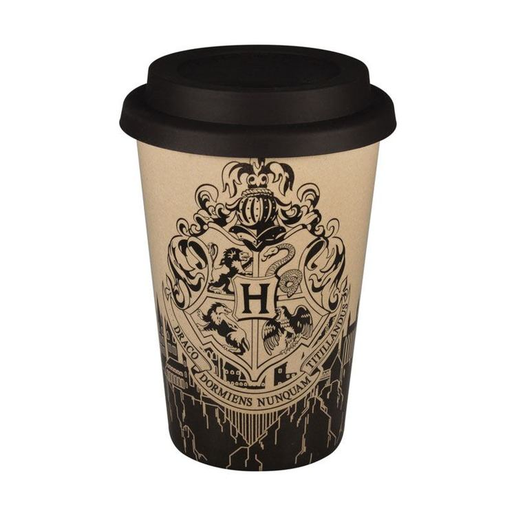 Harry Potter Travel Mug - Hogwarts