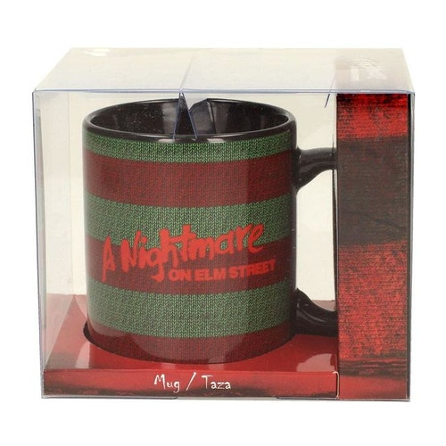 Nightmare on Elm Street mugg