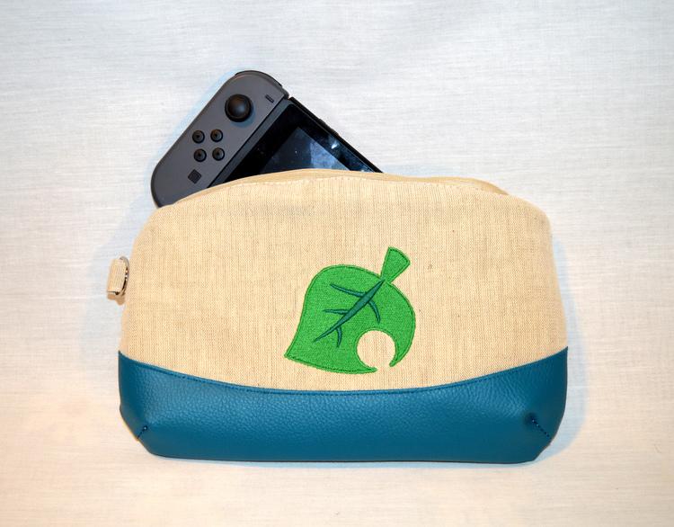 Handväska - Animal Crossing - Nooks leaf