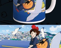 Studio Ghibli mugg - Totoro - Kikis Delivery Service