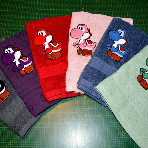 Bundling - Yoshi handdukar