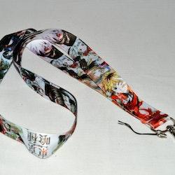 Nyckelband - Tokyo Ghoul