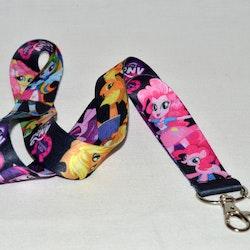Nyckelband - My Little Pony