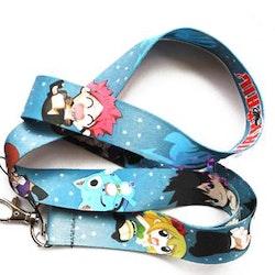 Nyckelband - Fairy Tail