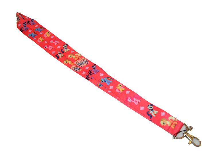 Nyckelband - My Little Pony - rosa
