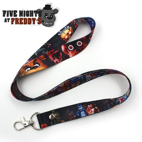Nyckelband - Five Nights at Freddys