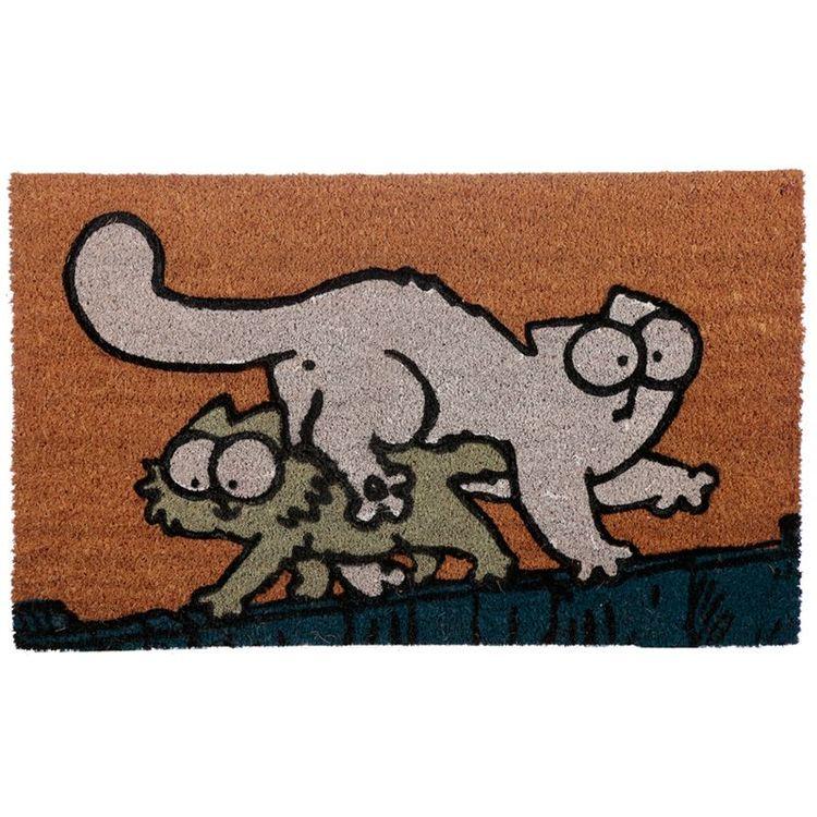 Simons Cat matta - Kitten