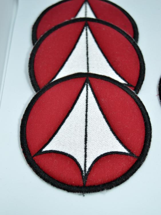 Robotech - Macross logo glasunderlägg