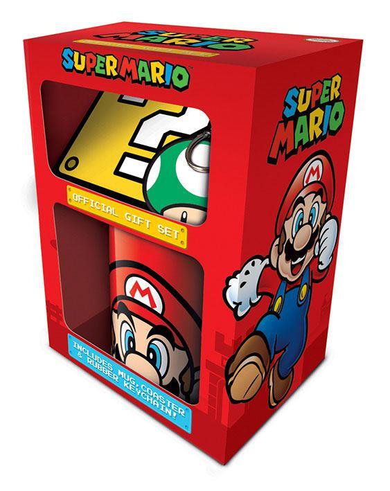Super Mario giftset - Mario