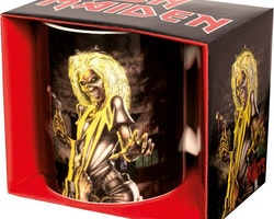 Iron Maiden mugg - The Killer