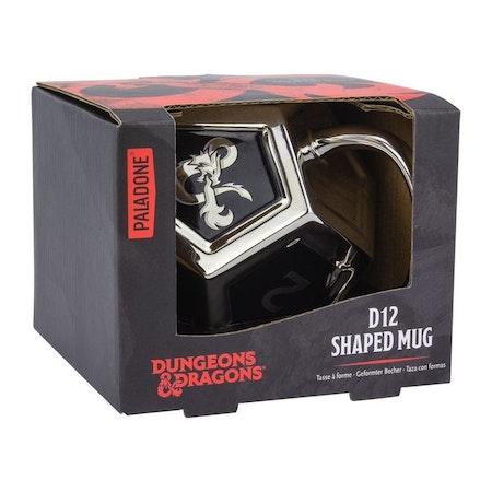 Dungeons & Dragons 3D mugg